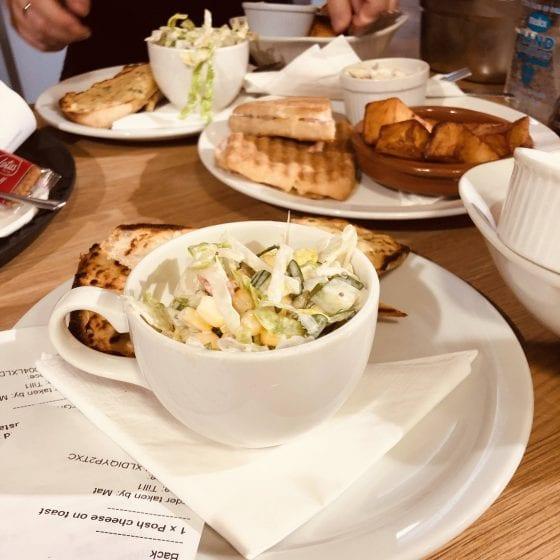 Photo of food order