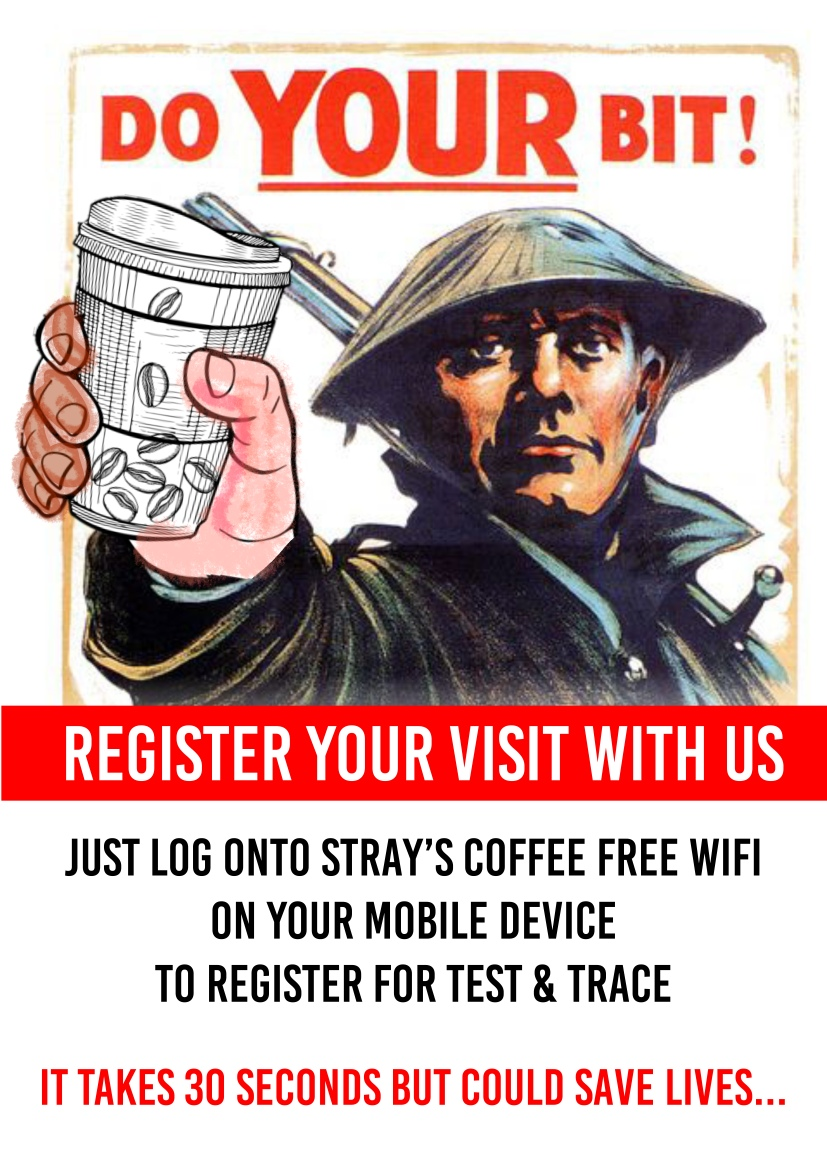 Do Your Bit - Register for Test & Trace